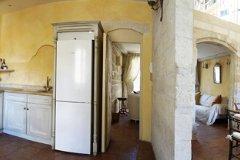 Kitchen, Dining Room, Salon / Living Area 2