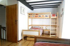 La Vallee: Bunk bedroom (one side)