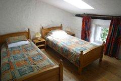 La Vallee: Twin bedroom 1