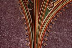 Chapel vault detail