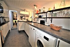Woodland Retreat: The Fitted Kitchen