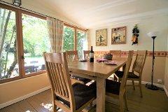 Woodland Retreat: The Dining Room 1.
