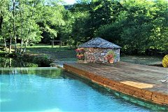 The Mill: Heated Infinity Pool