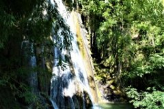 Bonnette Valley:The Petrified Waterfall