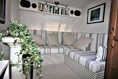 Woodland Retreat: The TV Room