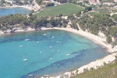 View from la Route des Cretes