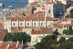 Cassis's Center and Church
