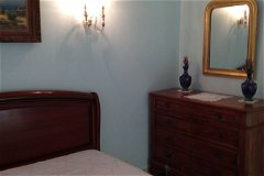 Blue Bedroom and Louis Philippe commode
