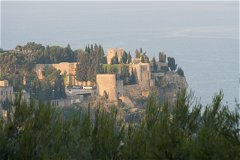 The Castle in Cassis