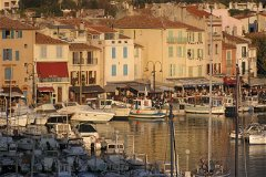 The Little Harbor of Cassis