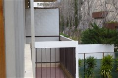 Balcony off Pink Bedroom