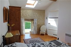 Double bedroom Le Petit Chene