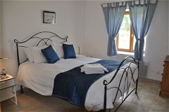 Villa Noisette - The bedroom