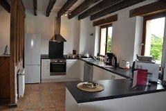 Villa Peuplier - the kitchen