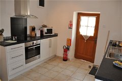 Villa Noisette - the kitchen