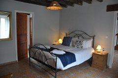 Villa Peuplier - bedroom 1 dowstairs