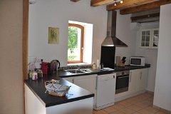 Villa Chêne - the kitchen