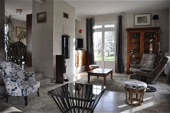Main house - the lounge