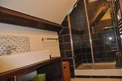 Main house - Shower room upstairs