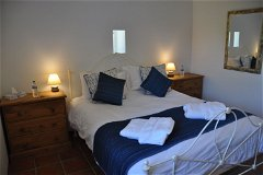 Villa Saule - the bedroom 1 upstairs