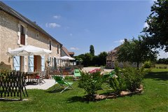 The guesthouses / gites in the property
