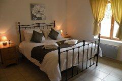 Villa Bouleau - bedroom downstairs