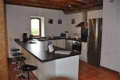 Villa Saule - the kitchen
