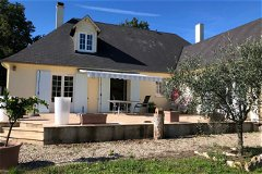 Main house - terrace