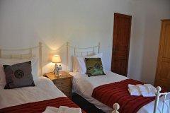 Villa Saule - the bedroom 3 upstairs