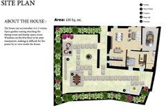 Project idea floor 1 with garden