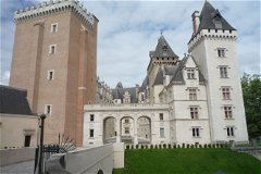 Henry IV's chateau in Pau