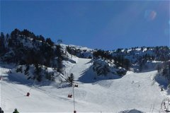 La Pierre St Martin is the nearest ski resort