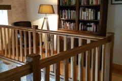 bibliothèque coin lecture mezzanine