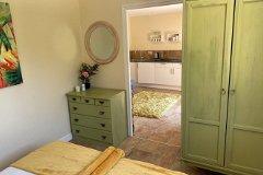 Gites Bedroom / Living