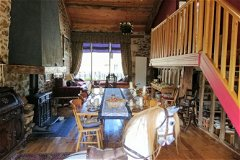 Alternative view of dining room