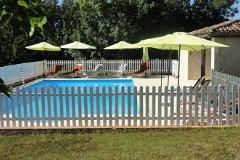 Farmhouse/Chai Pool and pool house