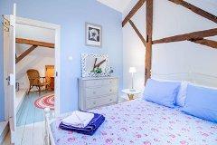 Farmhouse 1st floor double bedroom