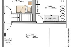 Basement Level Floor Plan