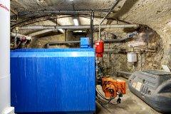 Boiler room (basement)