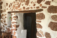 The heart of the house / stone den