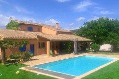 Villa, Pool & Terraces