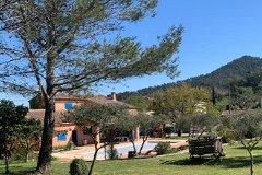 Villa, Gardens & View
