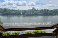 View of river OIse from second floor