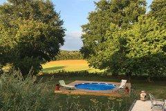 Views & pool