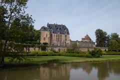 Chateau in Chatillon en Bazois