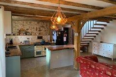 Main Kitchen/lounge