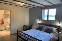 Ground floor bedroom and en-suite