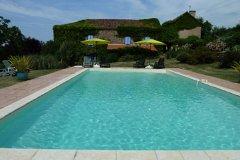 La Bergerie Pool