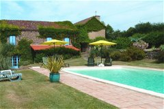 Bergerie Private Pool 12x6m and Garden