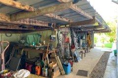 Carport/workshop